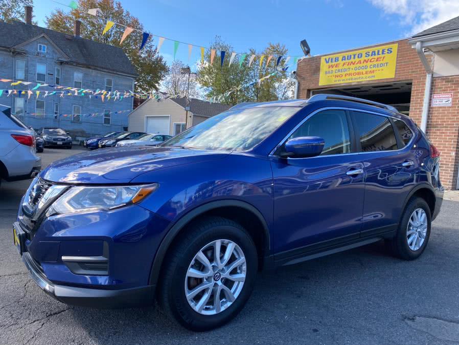 Used Nissan Rogue SV AWD 2017 | VEB Auto Sales. Hartford, Connecticut