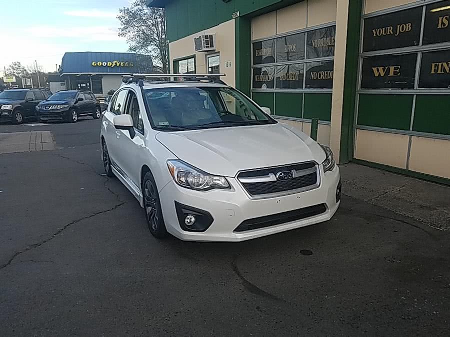 Used Subaru Impreza Wagon 5dr Auto 2.0i Sport Limited 2012 | Chadrad Motors llc. West Hartford, Connecticut