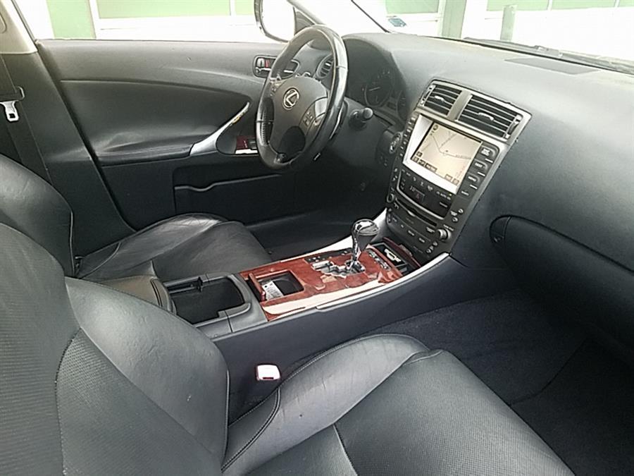 Used Lexus IS 350 4dr Sport Sdn Auto 2006 | Chadrad Motors llc. West Hartford, Connecticut