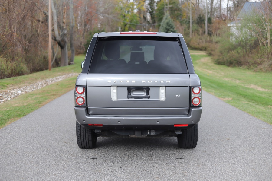 Used Land Rover Range Rover 4WD 4dr HSE 2010   Meccanic Shop North Inc. North Salem, New York