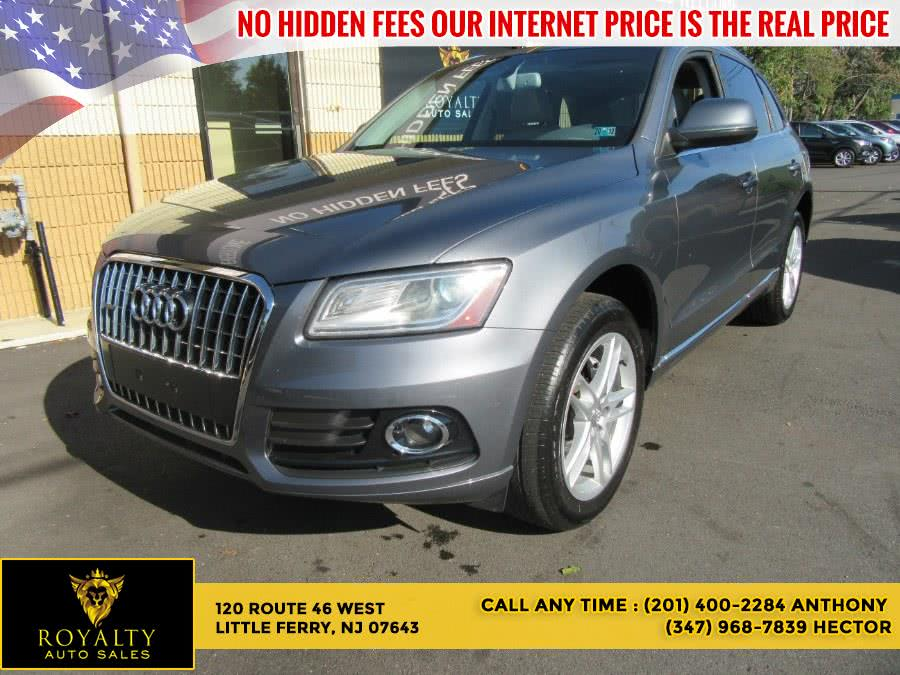 Used 2013 Audi Q5 in Little Ferry, New Jersey | Royalty Auto Sales. Little Ferry, New Jersey