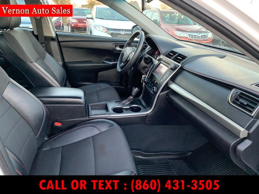 Used Toyota Camry SE Automatic (Natl) 2017 | Vernon Auto Sale & Service. Manchester, Connecticut