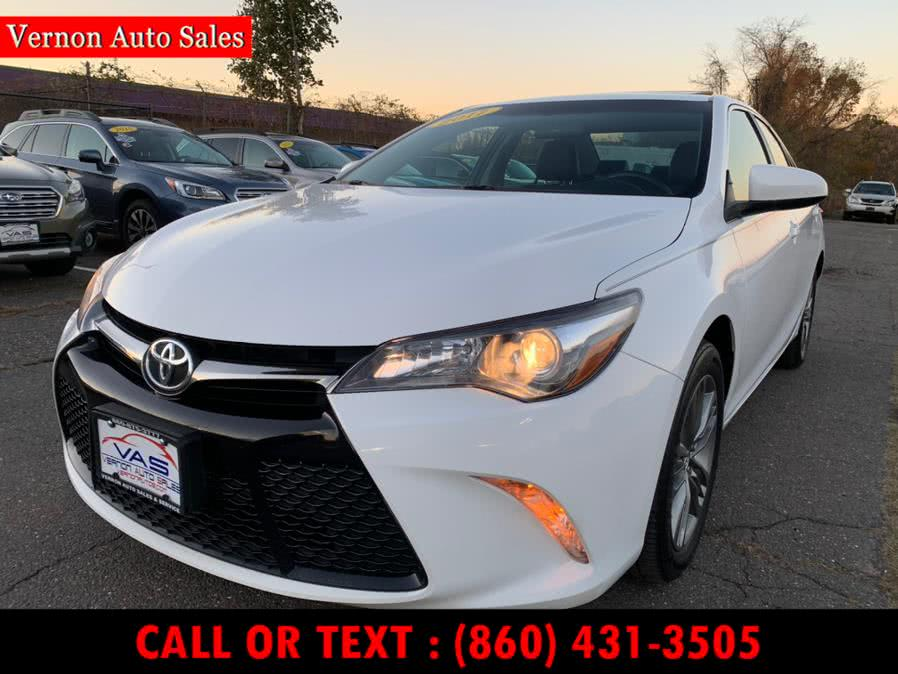Used 2017 Toyota Camry in Manchester, Connecticut | Vernon Auto Sale & Service. Manchester, Connecticut