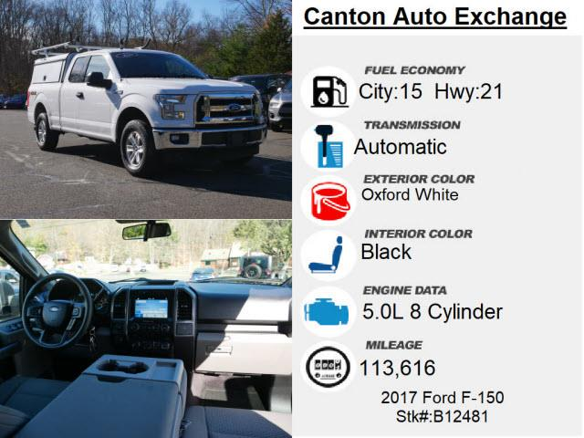 Used Ford F-150 XLT 2017 | Canton Auto Exchange. Canton, Connecticut
