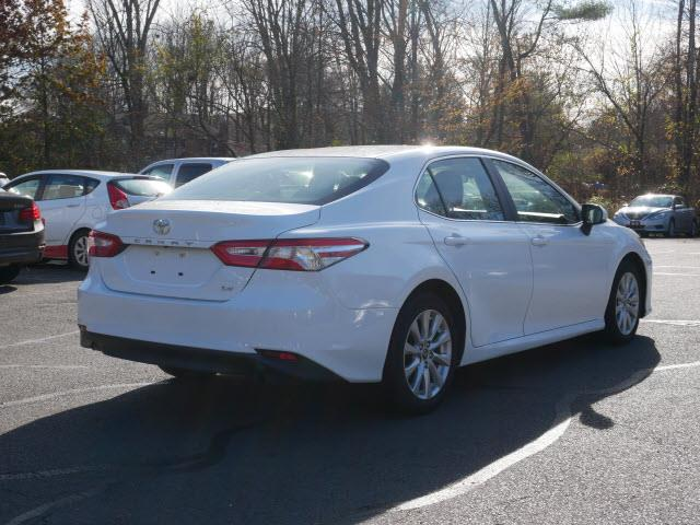 Used Toyota Camry LE 2018 | Canton Auto Exchange. Canton, Connecticut