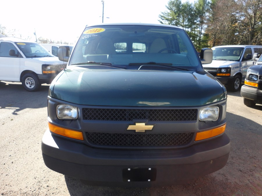 "Used Chevrolet Express Passenger RWD 3500 155"" 1LS 2012 