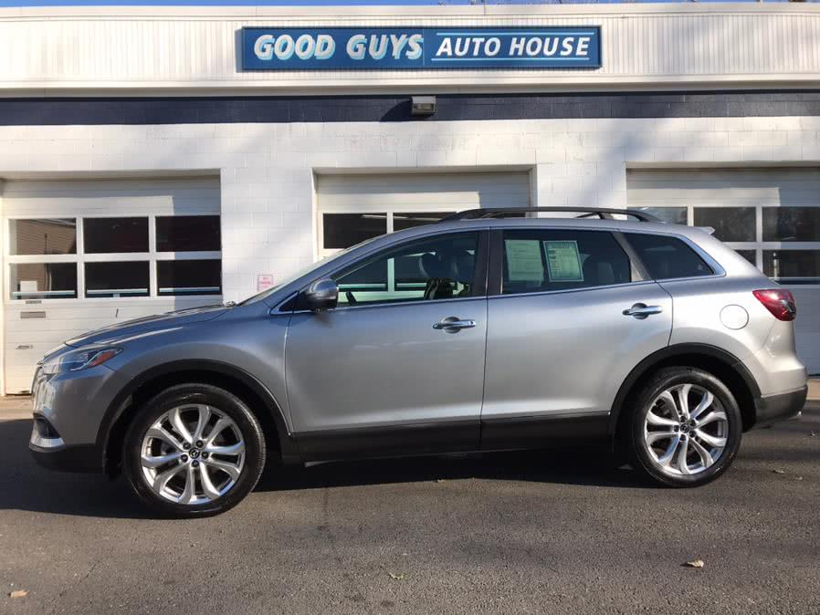 Used 2013 Mazda CX-9 in Southington, Connecticut | Good Guys Auto House. Southington, Connecticut