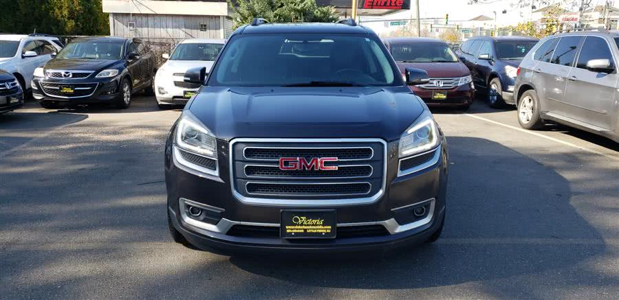 Used GMC Acadia AWD 4dr SLT2 2014 | Victoria Preowned Autos Inc. Little Ferry, New Jersey
