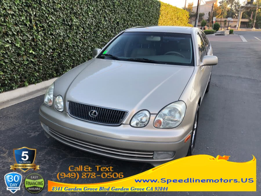 Used 1998 Lexus GS 400 Luxury Perform Sdn in Garden Grove, California | Speedline Motors. Garden Grove, California