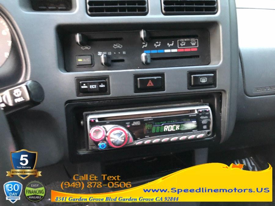 Used Toyota RAV4 4dr Auto 2000   Speedline Motors. Garden Grove, California