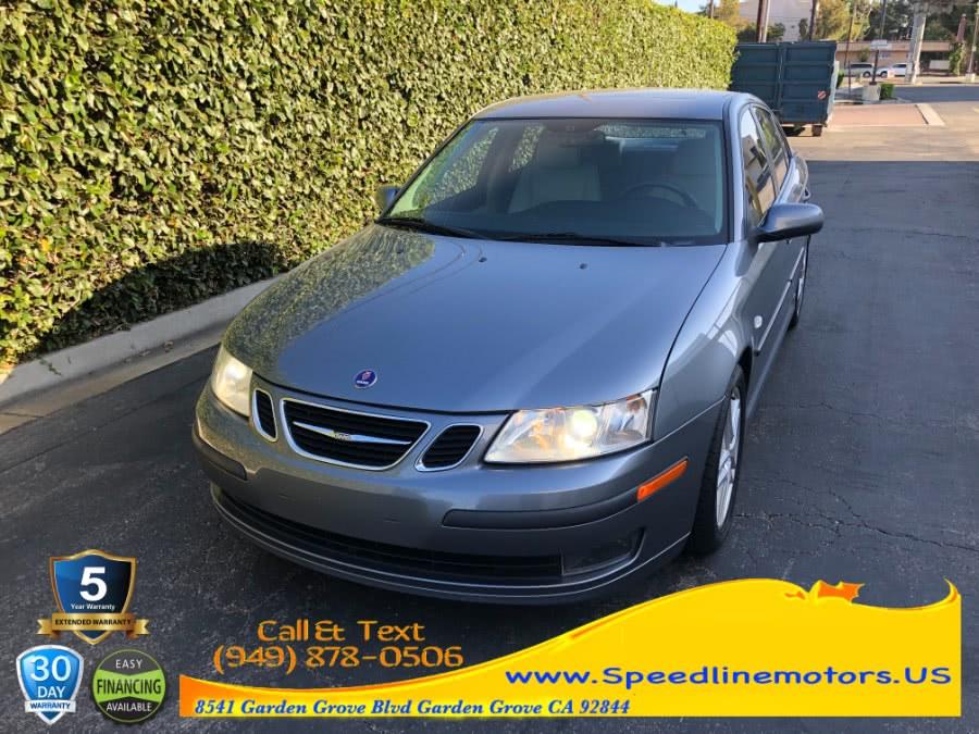 Used 2007 Saab 9-3 in Garden Grove, California | Speedline Motors. Garden Grove, California