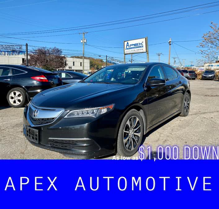 Used 2015 Acura TLX in Waterbury, Connecticut | Apex  Automotive. Waterbury, Connecticut