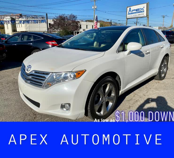 Used 2010 Toyota Venza in Waterbury, Connecticut | Apex  Automotive. Waterbury, Connecticut