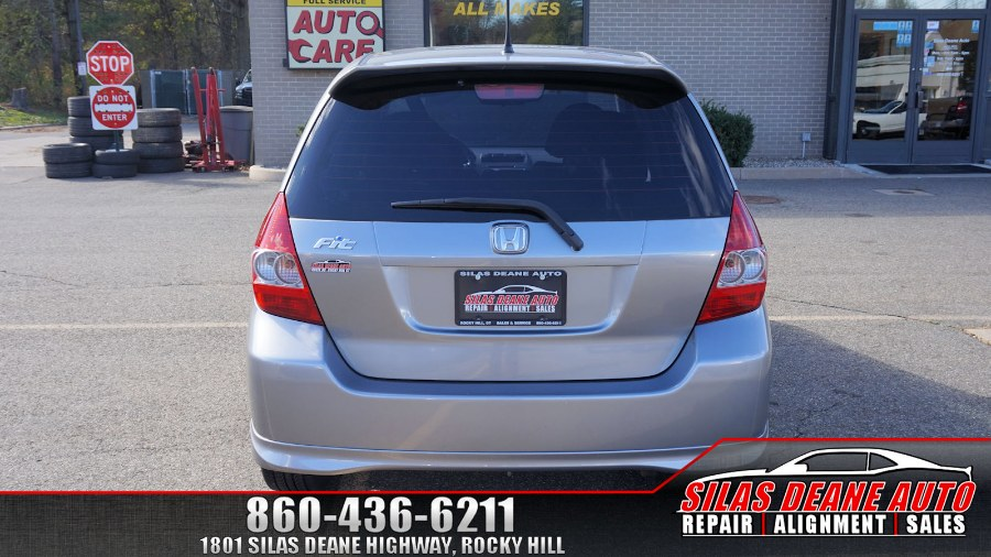 Used Honda Fit 5dr HB Auto Sport 2008 | Silas Deane Auto LLC. Rocky Hill , Connecticut