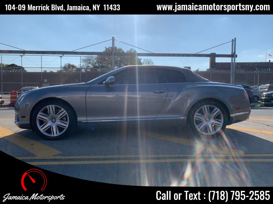 Used Bentley Continental GT V8 2dr Conv 2014 | Jamaica Motor Sports . Jamaica, New York