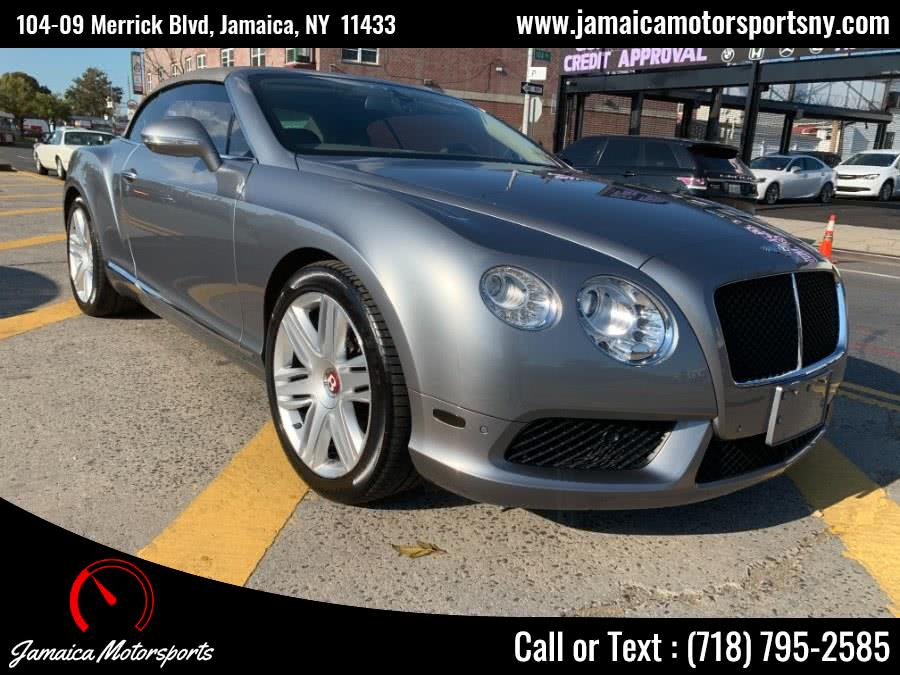 Used 2014 Bentley Continental GT V8 in Jamaica, New York | Jamaica Motor Sports . Jamaica, New York