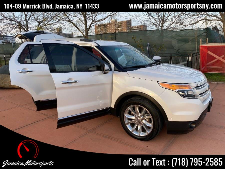Used Ford Explorer 4WD 4dr Limited 2011 | Jamaica Motor Sports . Jamaica, New York