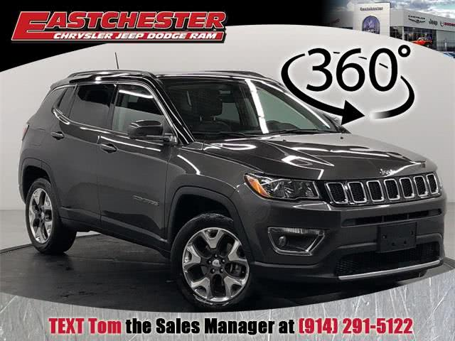 Used Jeep Compass Limited 2018 | Eastchester Motor Cars. Bronx, New York