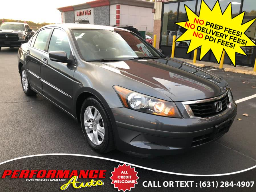 Used 2010 Honda Accord Sdn in Bohemia, New York | Performance Auto Inc. Bohemia, New York