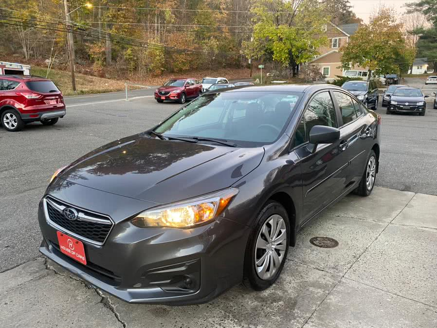 Used 2018 Subaru Impreza in Meriden, Connecticut   House of Cars CT. Meriden, Connecticut