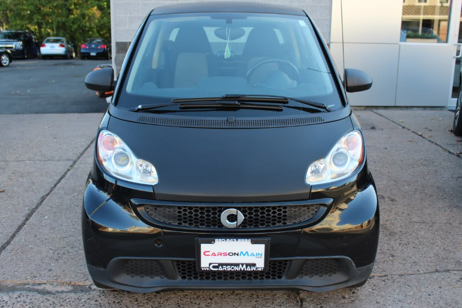 Used Smart fortwo 2dr Cpe Pure 2013 | Carsonmain LLC. Manchester, Connecticut