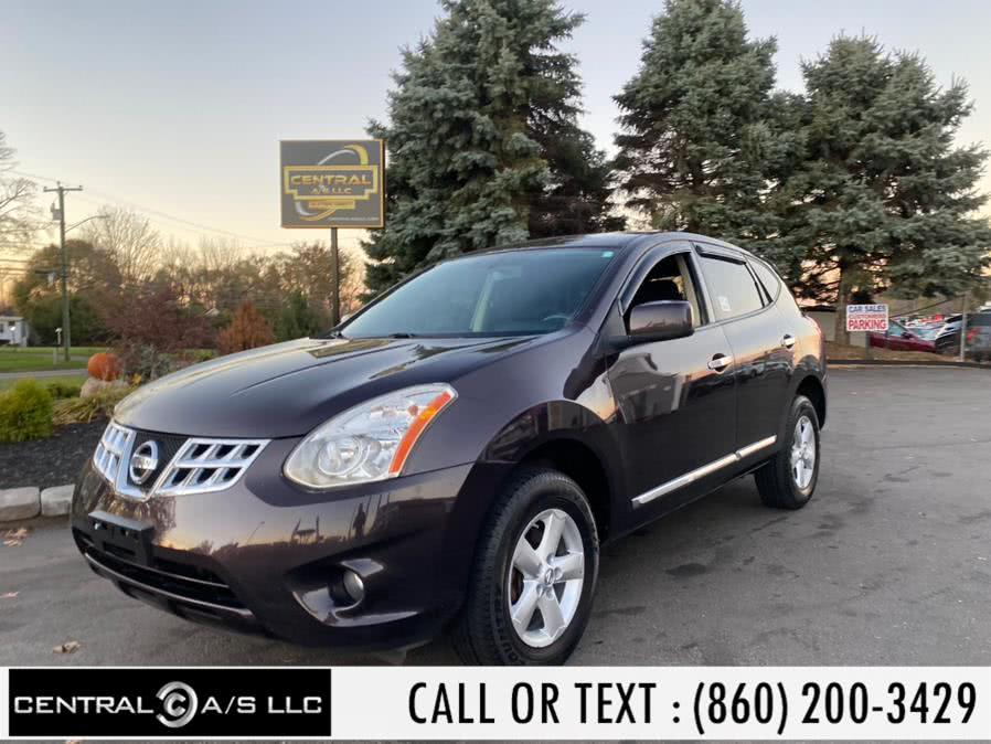 Used 2013 Nissan Rogue in East Windsor, Connecticut | Central A/S LLC. East Windsor, Connecticut