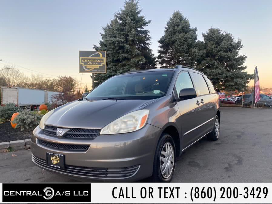 Used 2005 Toyota Sienna in East Windsor, Connecticut | Central A/S LLC. East Windsor, Connecticut