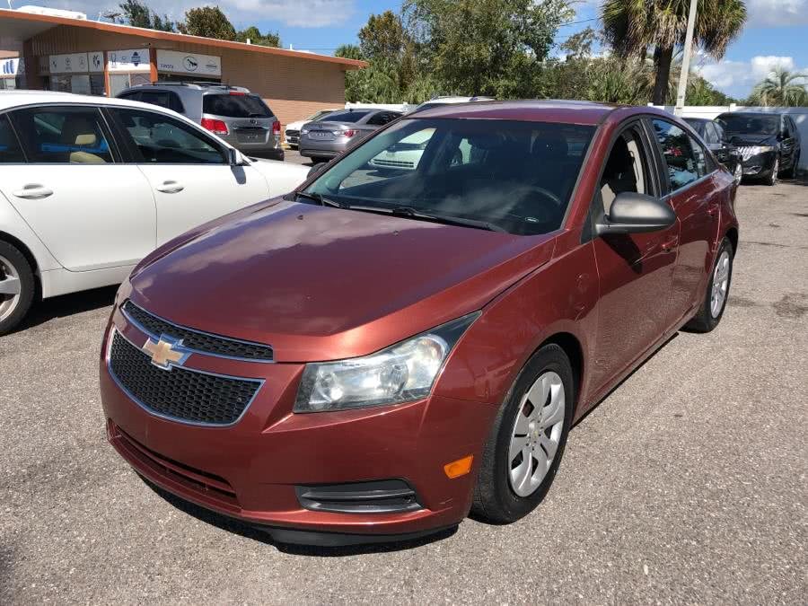 Used 2012 Chevrolet Cruze in Kissimmee, Florida | Central florida Auto Trader. Kissimmee, Florida