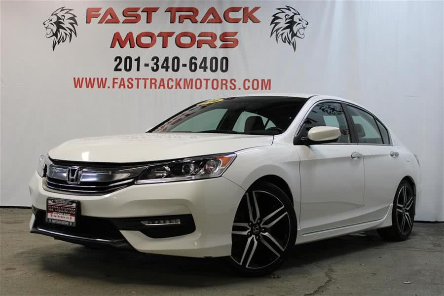 Used 2016 Honda Accord in Paterson, New Jersey | Fast Track Motors. Paterson, New Jersey