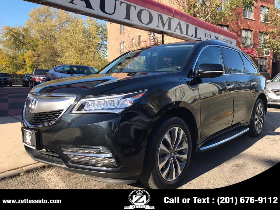 Used 2015 Acura MDX in Jersey City, New Jersey | Zettes Auto Mall. Jersey City, New Jersey