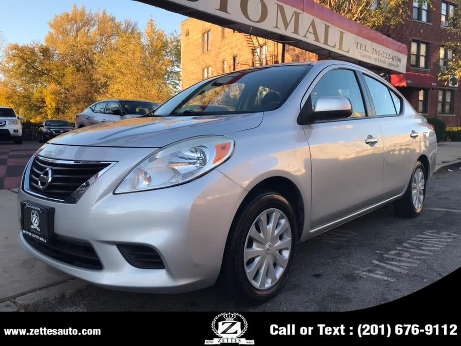 Used Nissan Versa 4dr Sdn Auto 1.6 S 2013 | Zettes Auto Mall. Jersey City, New Jersey