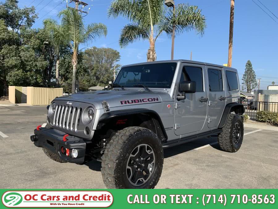 Used 2015 Jeep Wrangler Unlimi in Garden Grove, California | OC Cars and Credit. Garden Grove, California