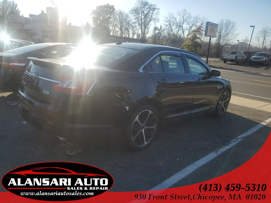 Used Ford Taurus 4dr Sdn SHO AWD 2011 | AlAnsari Auto Sales & Repair . Chicopee, Massachusetts