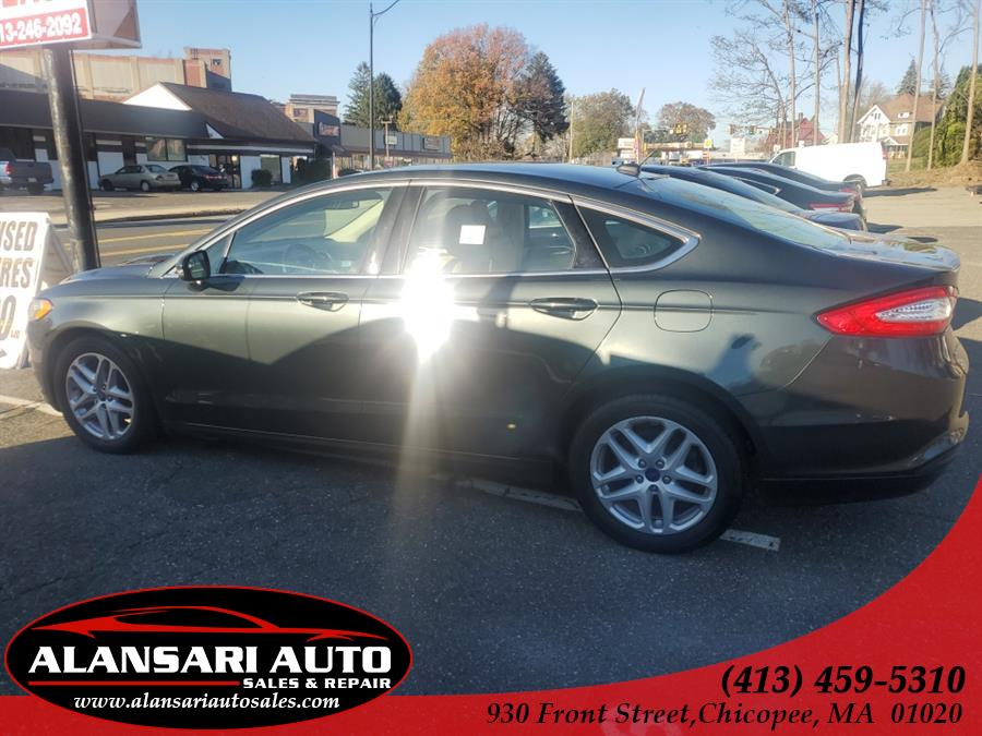 Used Ford Fusion 4dr Sdn SE FWD 2016 | AlAnsari Auto Sales & Repair . Chicopee, Massachusetts