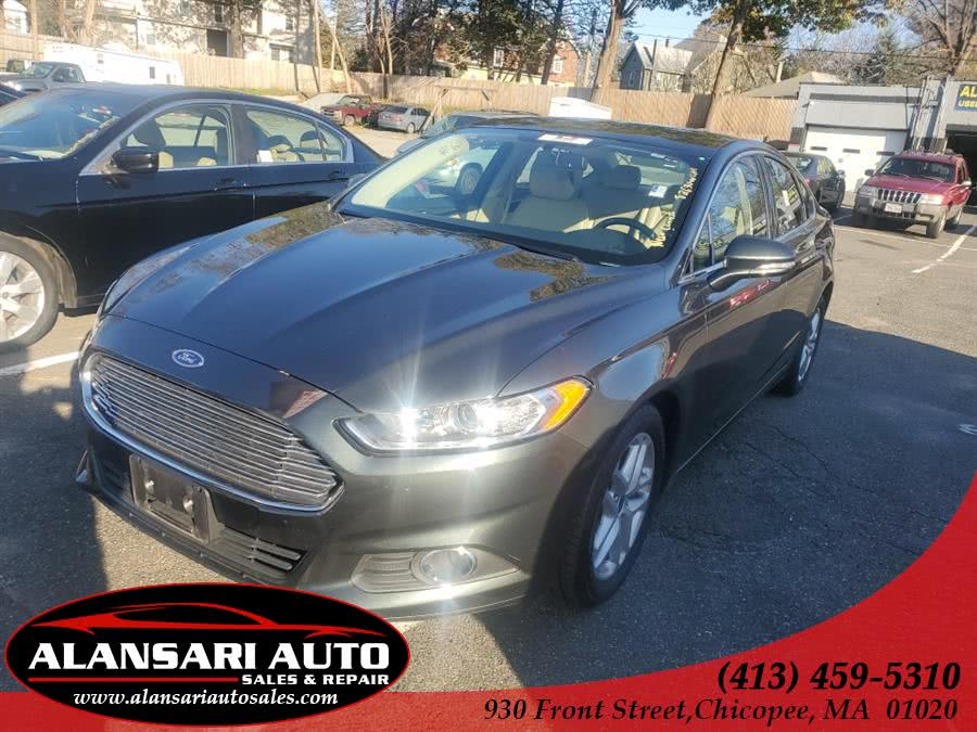 Used 2016 Ford Fusion in Chicopee, Massachusetts | AlAnsari Auto Sales & Repair . Chicopee, Massachusetts