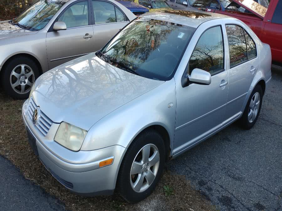 Used 2003 Volkswagen Jetta Sedan in Chicopee, Massachusetts | Matts Auto Mall LLC. Chicopee, Massachusetts