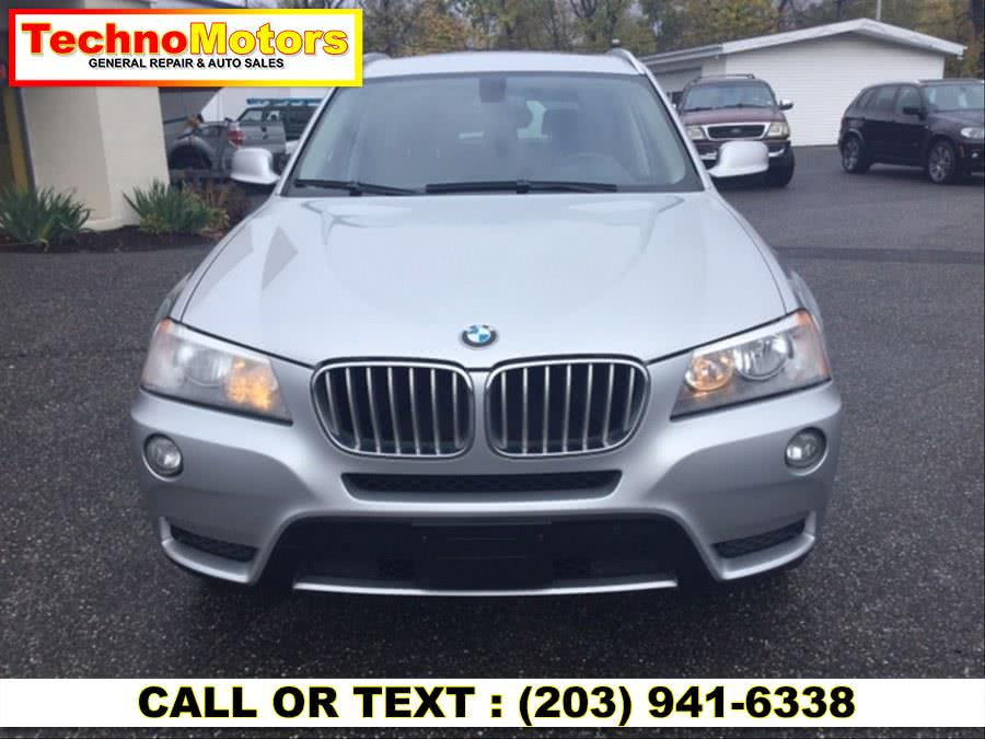 Used 2013 BMW X3 in Danbury , Connecticut | Techno Motors . Danbury , Connecticut
