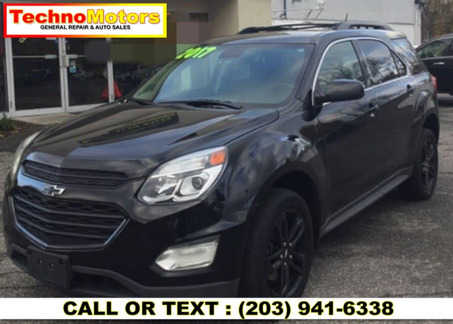 Used 2017 Chevrolet Equinox in Danbury , Connecticut | Techno Motors . Danbury , Connecticut