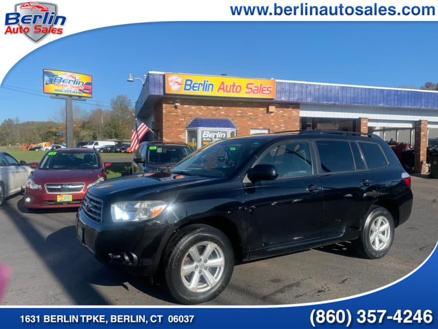Used 2008 Toyota Highlander in Berlin, Connecticut | Berlin Auto Sales LLC. Berlin, Connecticut