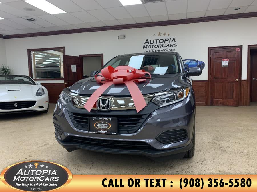 Used Honda HR-V LX AWD CVT 2019 | Autopia Motorcars Inc. Union, New Jersey