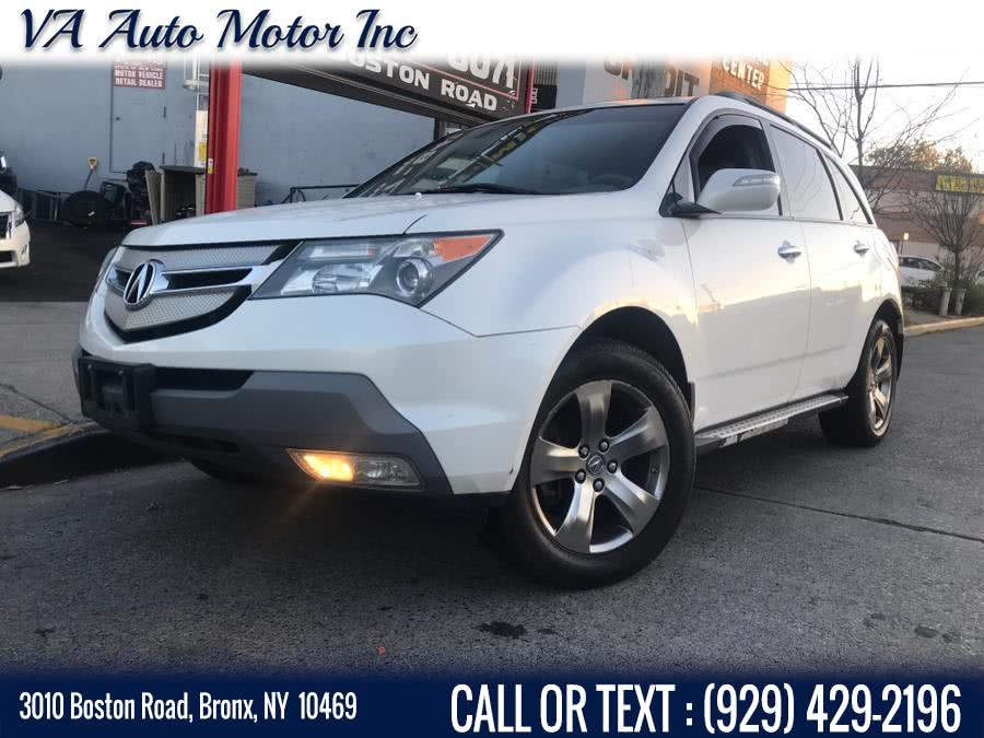 Used 2008 Acura MDX in Bronx, New York | VA Auto Motor Inc. Bronx, New York