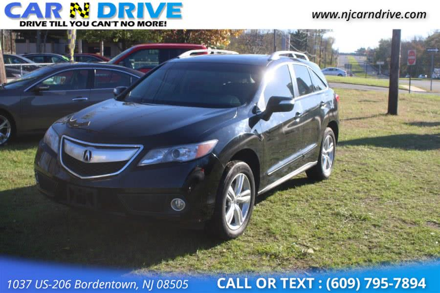Used 2015 Acura Rdx in Bordentown, New Jersey | Car N Drive. Bordentown, New Jersey