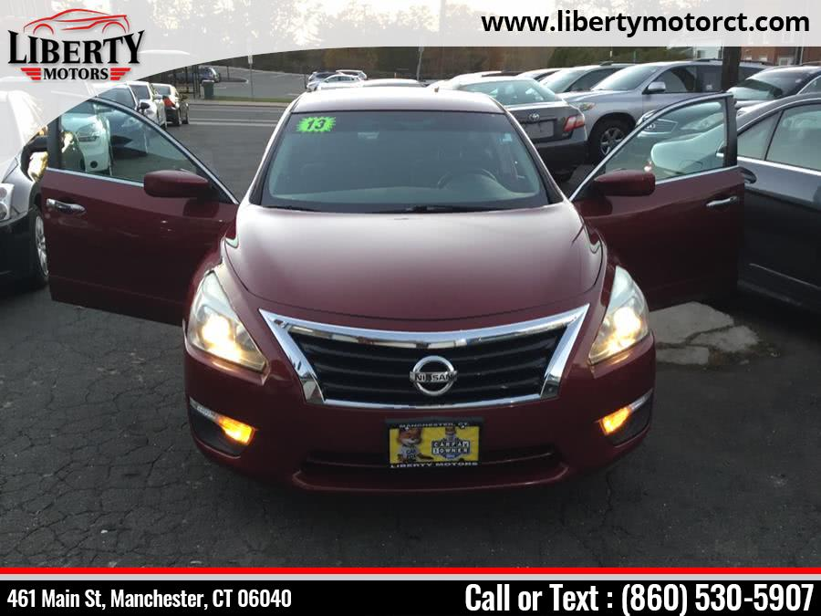 Used 2013 Nissan Altima in Manchester, Connecticut | Liberty Motors. Manchester, Connecticut