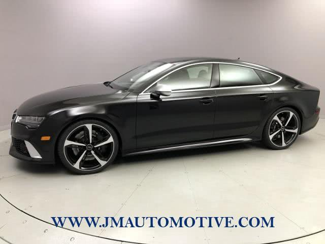 Used 2017 Audi Rs 7 in Naugatuck, Connecticut | J&M Automotive Sls&Svc LLC. Naugatuck, Connecticut