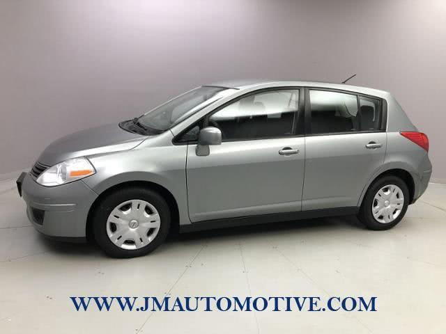 Used Nissan Versa 5dr HB I4 Auto 1.8 S 2011 | J&M Automotive Sls&Svc LLC. Naugatuck, Connecticut