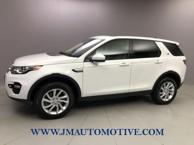 Used 2017 Land Rover Discovery Sport in Naugatuck, Connecticut | J&M Automotive Sls&Svc LLC. Naugatuck, Connecticut