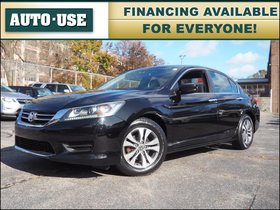 Used 2015 Honda Accord in Andover, Massachusetts   Autouse. Andover, Massachusetts
