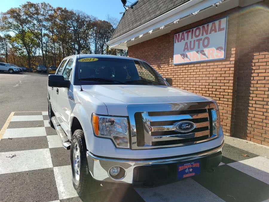 Used 2011 Ford F-150 in Waterbury, Connecticut | National Auto Brokers, Inc.. Waterbury, Connecticut