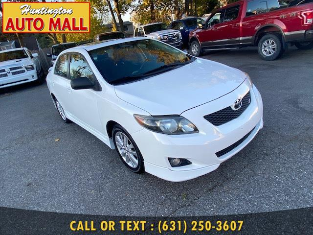 Used Toyota Corolla 4dr Sdn Auto S (Natl) 2009 | Huntington Auto Mall. Huntington Station, New York