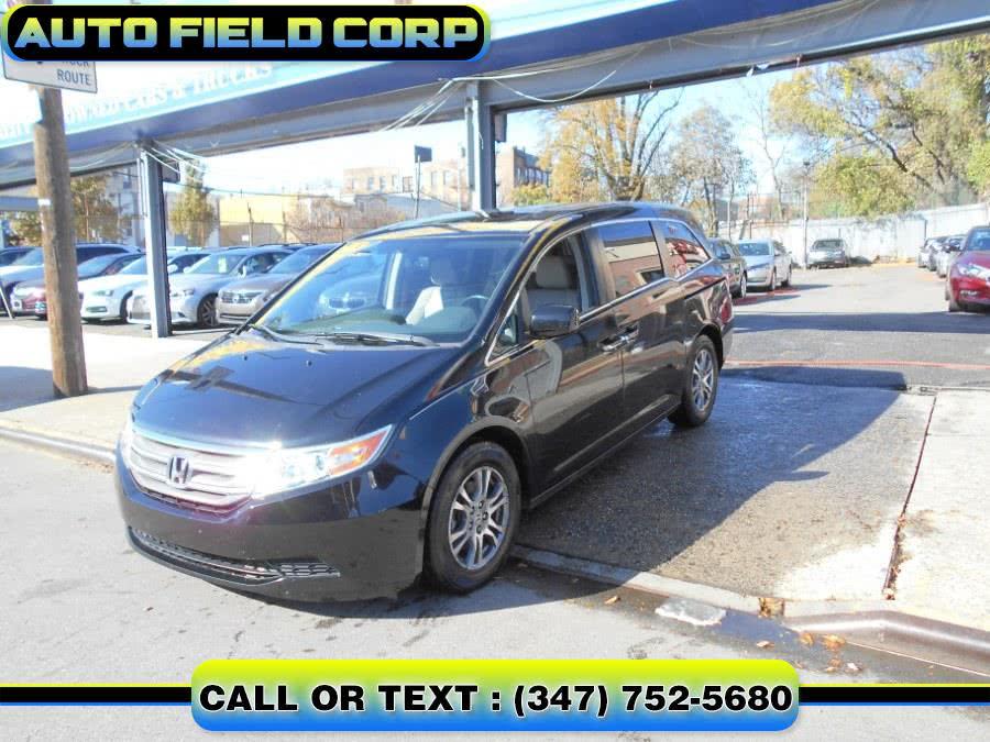Used Honda Odyssey 5dr EX-L 2013 | Auto Field Corp. Jamaica, New York